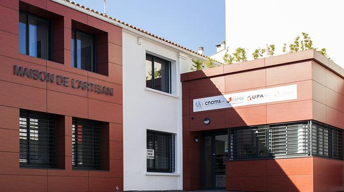 Immeuble UPA66 - Maison de l'Artisan