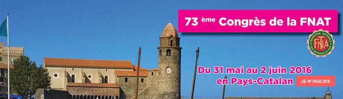 73 ème congrès de la fnat66