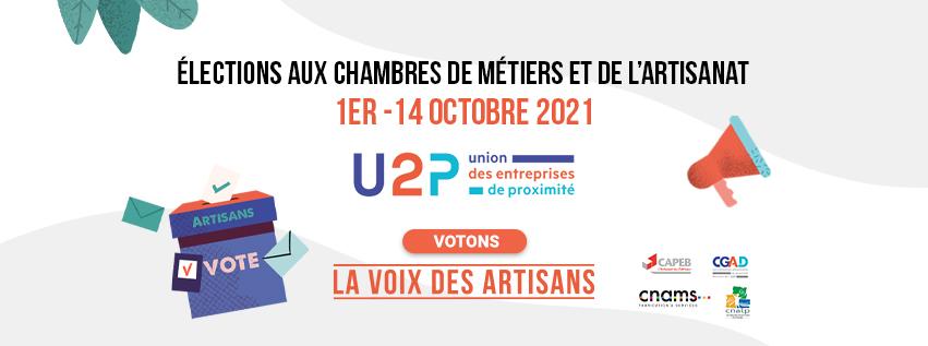 ELECTIONS CMA  2021 LA VOIX DES ARTISANS