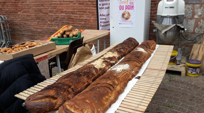 Les Artisans boulangers