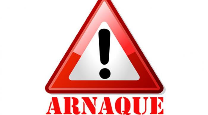 Attention ARNAQUE !!!