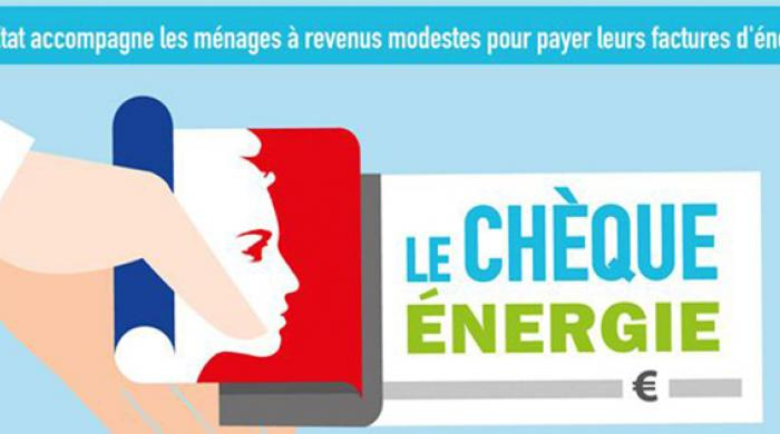 LE CHEQUE ENERGIE :