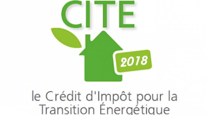 Le CITE en 2018 : tout ce