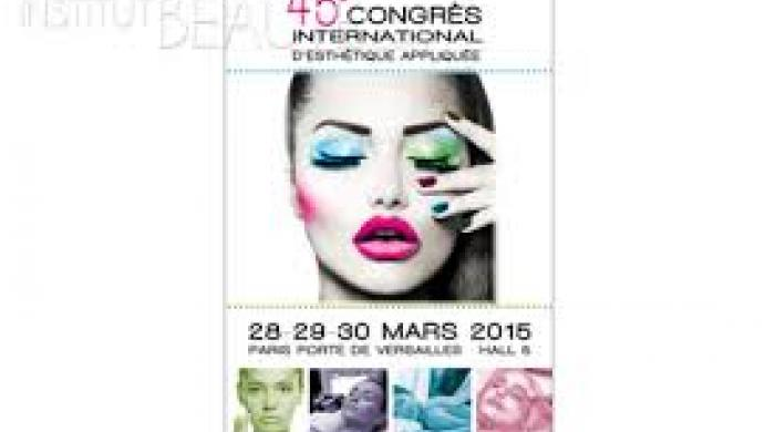 Le congr s de l 39 esth tique et du spa 2015 upa66 for Salon d esthetique porte de versaille