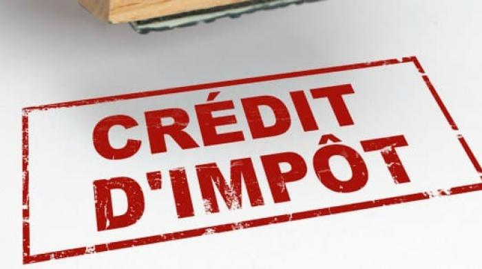 Crédit d'impôt aide