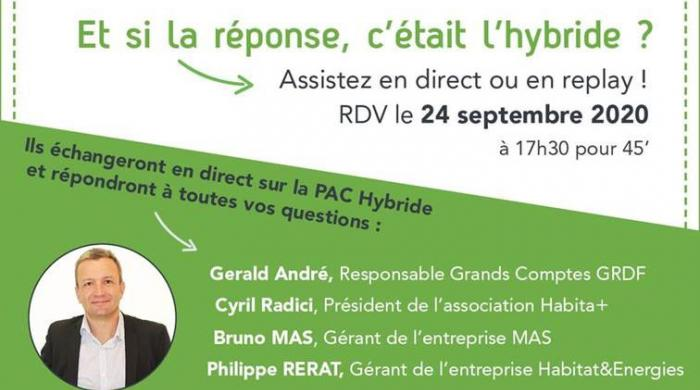 GrDF: Table Ronde PAC