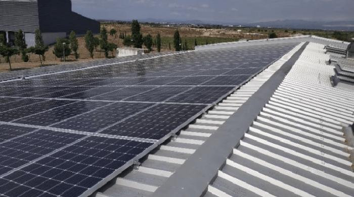 Photovoltaïques jusqu'à