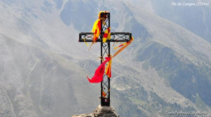 La Croix du Canigou : La