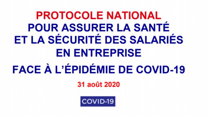 Protocole national en