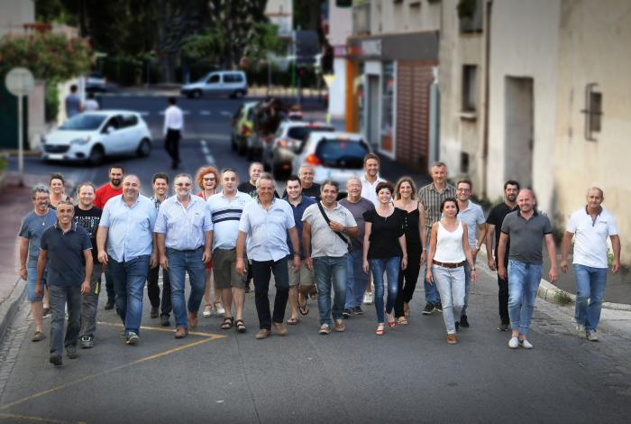 La liste UPA Pays Catalans